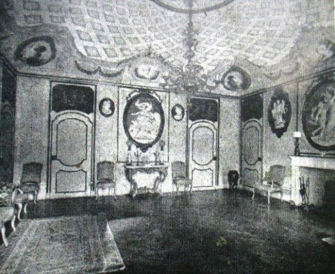 villa capriglio interni