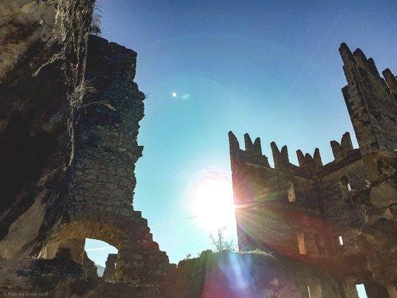 castello di arco di trento
