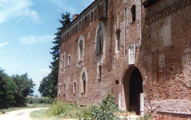 castello della rotta fantasmi