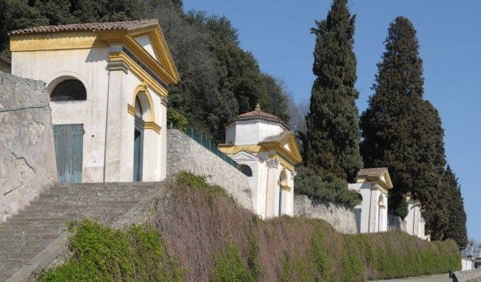 santuario sette chiese monselice