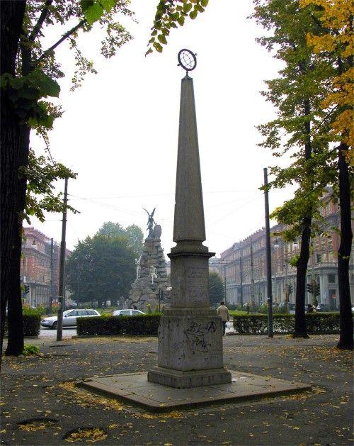 obelisco torino