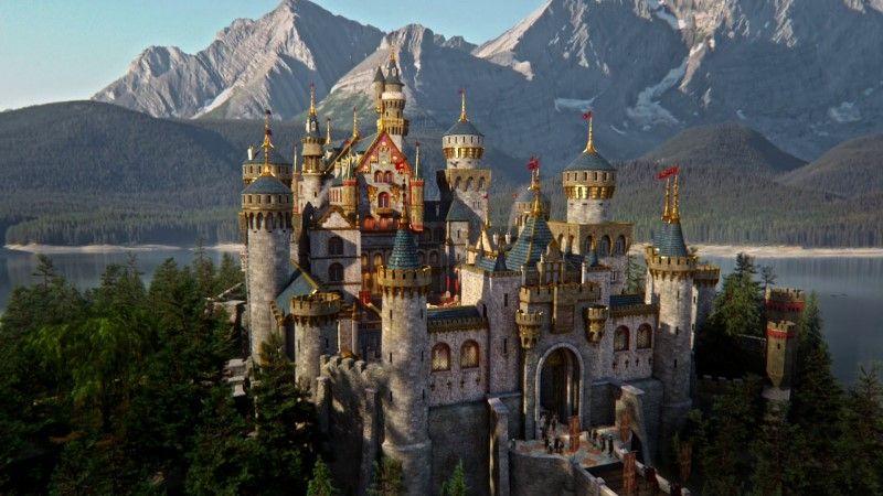 castello di re artù