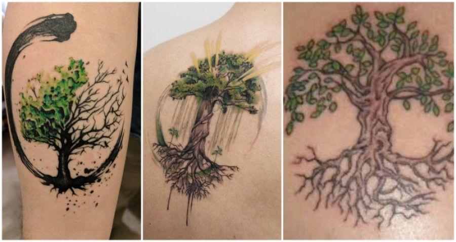 l'albero della vita tattoo