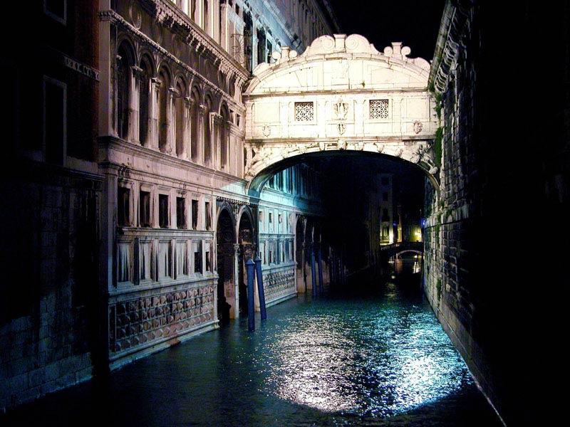 venezia ponte dei sospiri