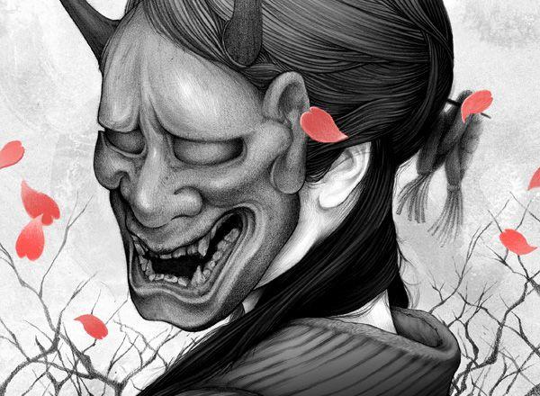 demone giapponese