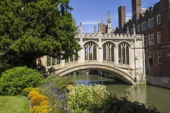 ponte dei sospiri Cambridge
