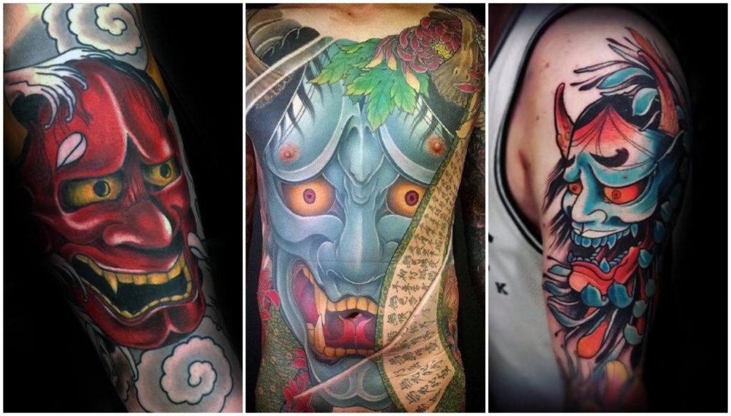 oni tattoo