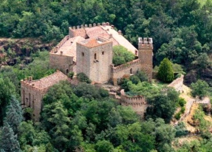 castello medievale piacenza