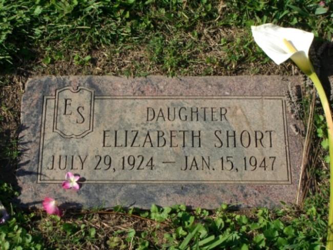 elizabeth ann short