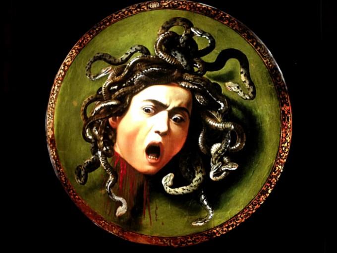 medusa mitologia