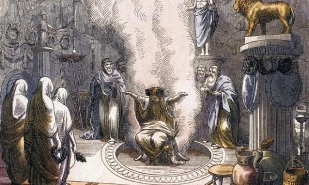 sacerdotesse di apollo