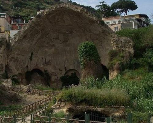 tempio di diana baia