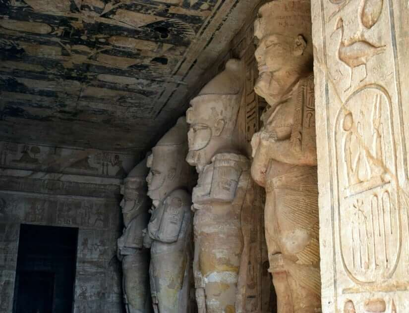 templi di abu simbel