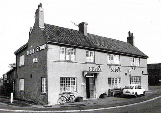 Thomas busby pub