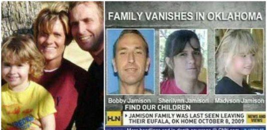famiglia jamison