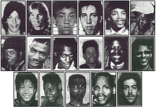 jeffrey dahmer victims