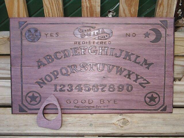 ouija board