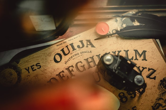 regole tavola ouija