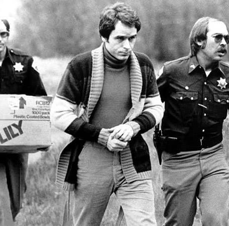 ted bundy arresto