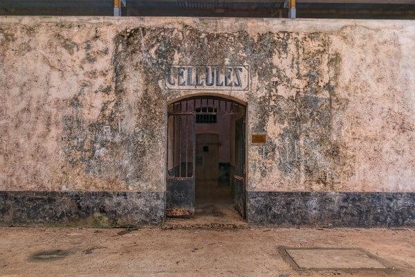 cayenna prigione