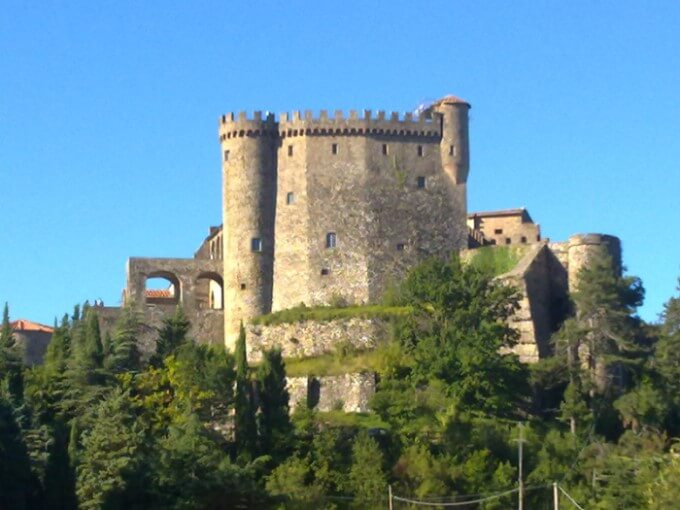 castello fosdinovo
